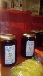 Mieles Bee Garden para la Receta