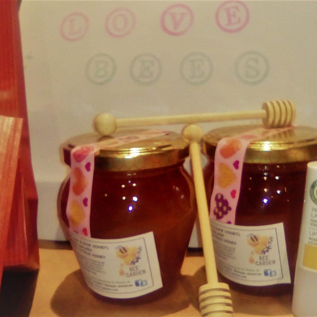 Pack San Valentín Bee Garden