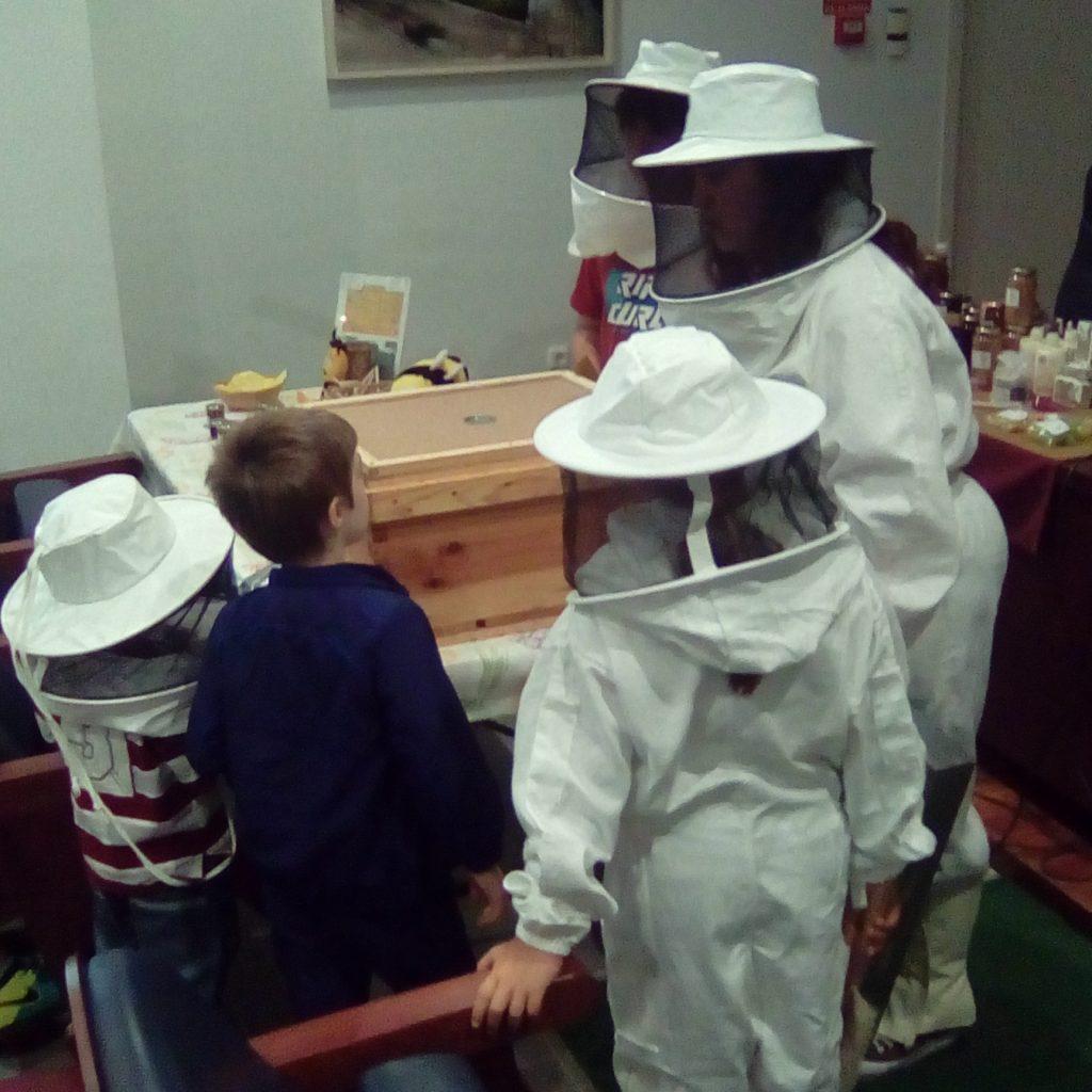 Bee Garden Día Mundial de las Abejas