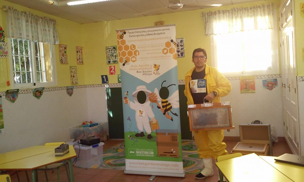 Bee Garden en los colegios