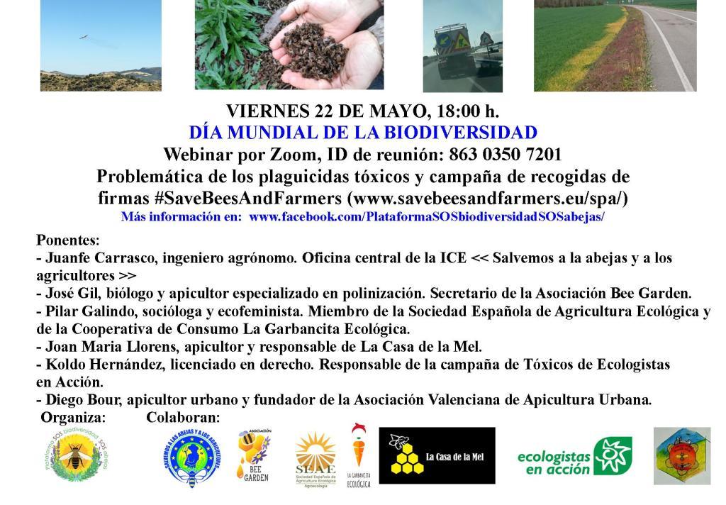 Webinar Biodiversidad