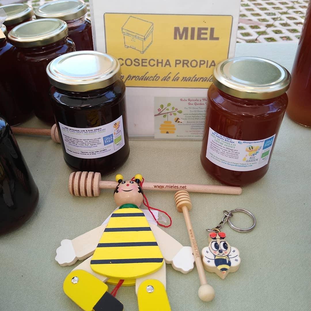 Mercados Bee Garden Málaga